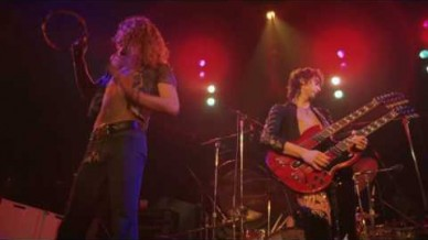 led zeppelin at madison square garden on july 27 1973 - Madison Square Garden Internship