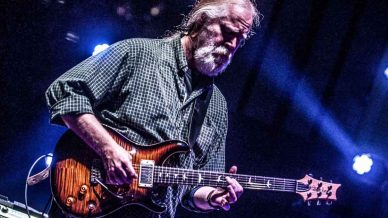 Widespread Panic at Hard Rock Hotel Casino on July 10, 2016
