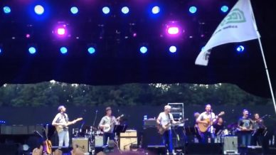 """Watch Phil Lesh and Nearly Everyone at LOCKN' Perform """"Uncle John's Band"""""""
