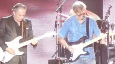 watch eric clapton gary clark jr and jimmy vaughan tear up before you accuse me in. Black Bedroom Furniture Sets. Home Design Ideas