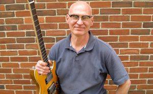 Trey Uses Paul Languedoc Guitars