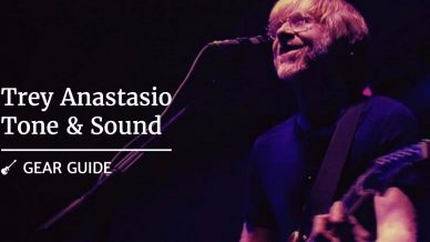 Trey Anastasio's Tone and Sound – Guitar Gear Guide