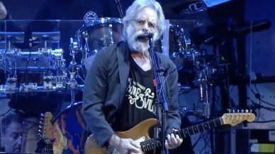 Dead and Company at AT&T Park on November 9, 2017