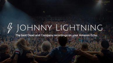 Dead and Company Recordings on Amazon Echo – Johnny Lightning Alexa Skill