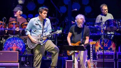 Dead and Company at Frank Erwin Center on December 2, 2017