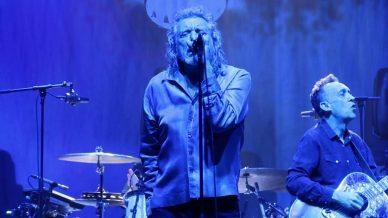 Robert Plant, Sensational Shape Shifters at Ovens Auditorium on February 11, 2018