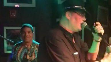 Adrian Tramontano, Beau Sasser, DJ Logic, John Popper, Oteil Burbridge, Ron Holloway, Ryan Montbleau at The Funky Biscuit on April 14, 2018