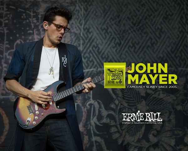 John Mayer Tone & Sound Guitar Gear Guide - Jam Buzz