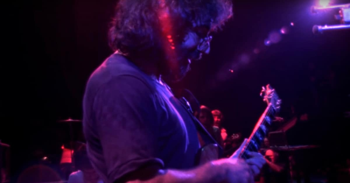 "Watch The Grateful Dead Drop A Classic ""Morning Dew"" On"