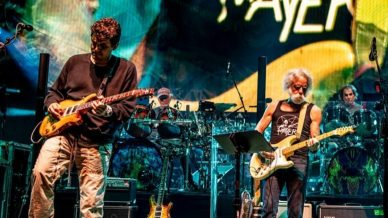 Watch Dead and Company's Monster