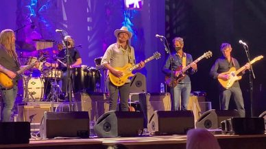 Allman Betts Band, Luther Dickinson at Ryman Auditorium on February 13, 2021