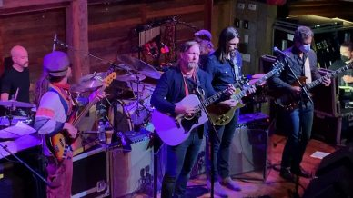 Allman Betts Band at The Big Barn at Dosey Doe on February 2, 2021
